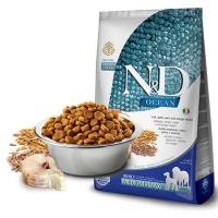 ND Ocean Düşük Tahıllı Medium Maxı Balik Ve Portakalli Köpek Mamasi 2,5 KG