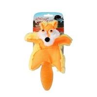 PAWISE Funky Tail Tilki Köpek Oyuncak 25,5 CM