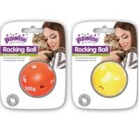 PAWISE Rocking Ball Kedi Oyuncak 5 CM Cap