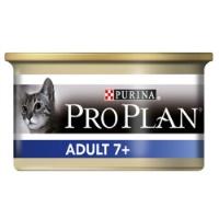 PRO PLAN Adult+7 Tavuk Etli Yaşlı Kedi Konserve 85 GR