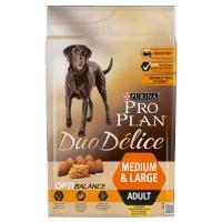PRO PLAN Duo Delice Biftekli Orta & Büyük Irk Köpek Maması 2,5 KG