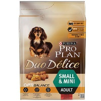 PRO PLAN Duo Delice Biftekli Küçük Irk Köpek Maması 2,5 KG
