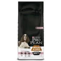 PRO PLAN Sensitive Somonlu Yaşlı Köpek Maması 14 KG