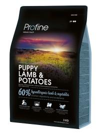 PROFINE Az Tahıl H.Alerjenik Kuzu ve Patates Yavru Köpek Maması 3 KG