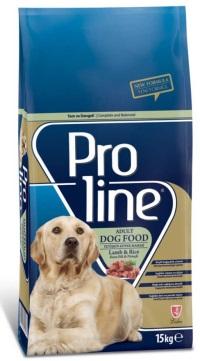 PROLINE Kuzu Etli ve Princli Yetişkin Köpek Maması 15 KG