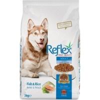 REFLEX Balıklı Yetişkin Köpek Maması 3 KG