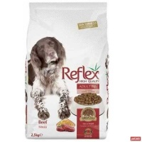 REFLEX Biftekli Yüksek Enerji Büyük Irk Köpek Maması 15 KG