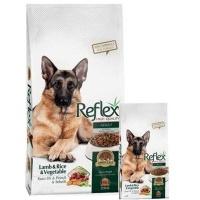 REFLEX Kuzu Sebzeli Yetişkin Köpek Maması 3 KG