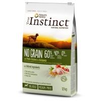 TRUE INSTINCT Tahılsız Tavuklu Orta ve Büyük Irk Yetişkin Köpek Maması 12 KG