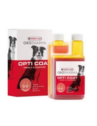 VERSELE LAGA Oropharma Köpek Deri Tüy Somon Yağı 250 ML